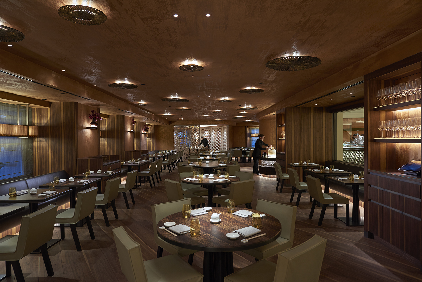 Matsuhisa munich kamper handwerk bau - Hotel mandarin restaurante ...