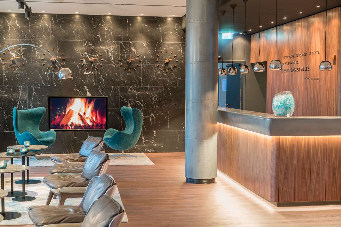 motel one hotel hamburg airport kamper handwerk bau. Black Bedroom Furniture Sets. Home Design Ideas